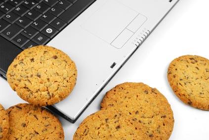 internetowe ciasteczka - cookies