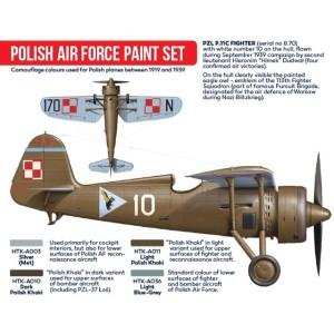 kolory polskiego lotnictwa Hataka