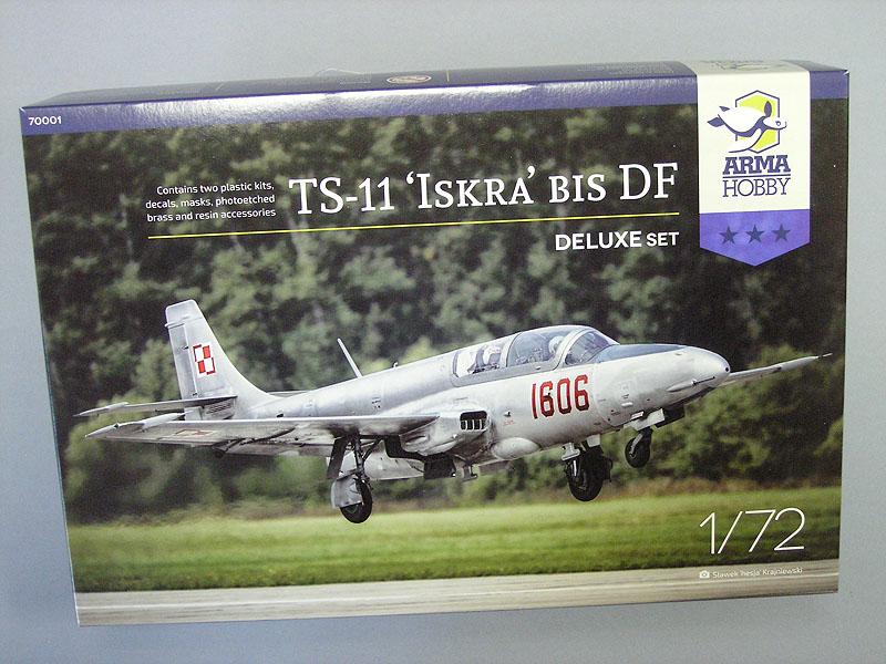 Modele plastikowe TS-11 Iskra z Arma Hobby
