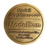 """Medal """"Model Roku 2020"""" dla polskiego producenta modeli plastikowych"""